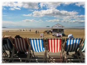 The Beach, Weston-super-Mare