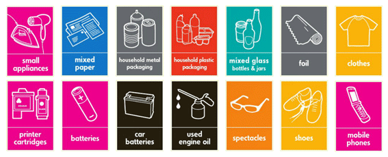 New recycling guide bath banes 2017 dentons local for What takes motor oil out of clothes