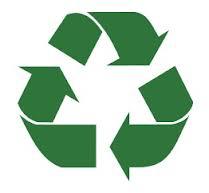 Mobius loop logo
