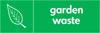 Garden Waste recycling logo