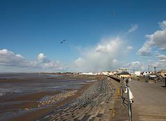 Burnham-on-Sea front