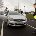 practical driving test Open Government Licence v3.0