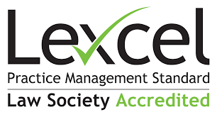 Lexcel Practice Management Standard - Law Society Accredited